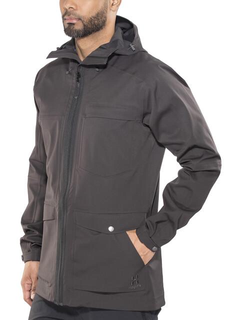 Haglöfs Eco Proof Jacket Men Slate